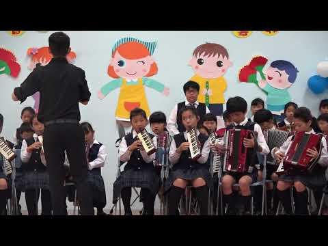 兒童樂隊表演